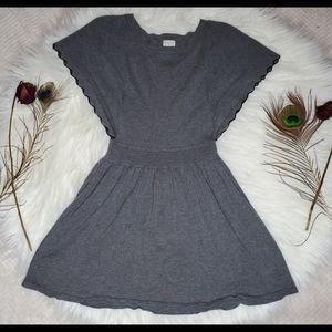 Ella Moss Gray Dress